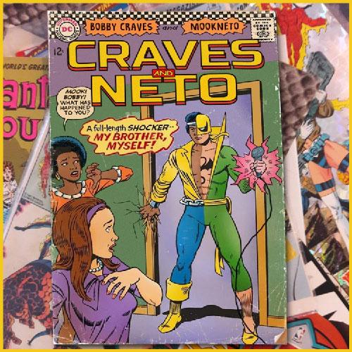 CraveNeto - My Brother, Myself (EP)