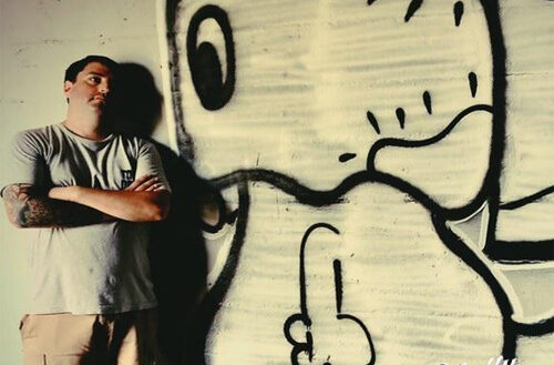 DJ Matty Lite Goes From Punk Rock Band Member To Hip-Hop Producer