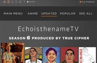 Echo - EchoisthenameTV Season6 (Mixtape)