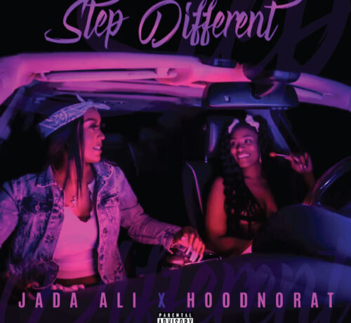 Jada Ali ft. HoodNoRat - Step Different