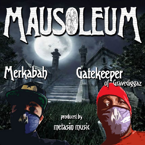 Merkabah ft.  Gatekeeper - Mausoleum