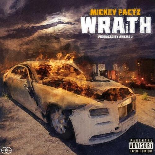 "Mickey Factz - WRAiTH (Royce Da 5'9"" diss track)"