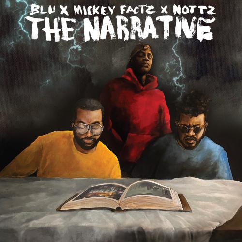 Blu, Mickey Factz & Nottz - Roll Up