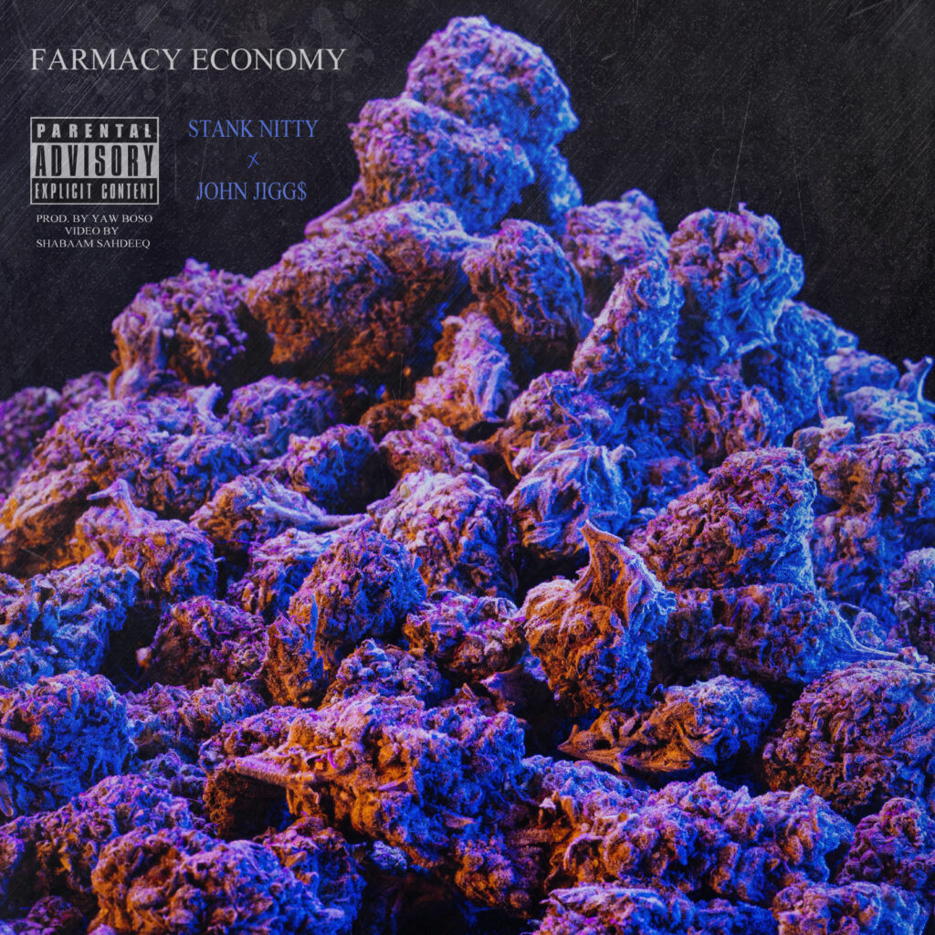 """Farmacy Economy"" by Stank Nitty & Full Interview"