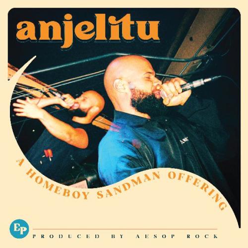 Homeboy Sandman & Aesop Rock - Anjelitu (LP)