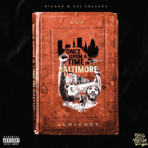 BigBob & Raf Almighty - Once Upon A Time In Baltimore (LP)