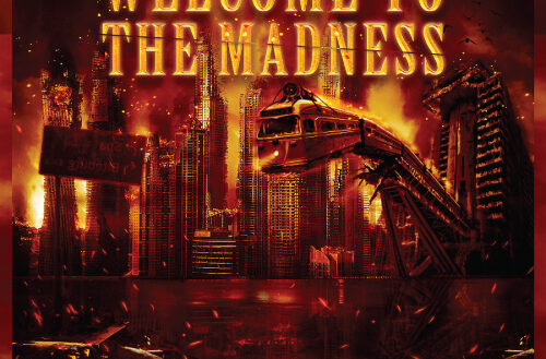 ETHANPIL - Welcome To The Madness (LP)