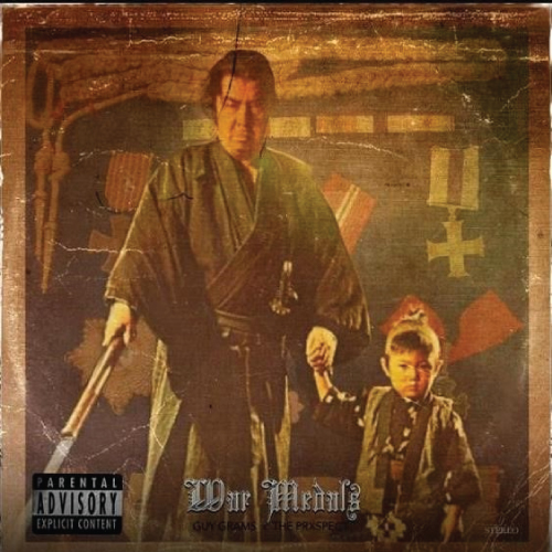 Guy Grams & The Prxspect - War Medals (LP)