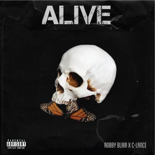 Robby Blair & C-Lance - Alive (LP)
