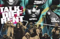 Wavy Da Ghawd ft. Eddie Kaine, Rome Streetz & Spoda - Talk Different